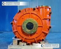 Насос шламовый HD250AM-2F для обезвоживания и перекачки технологической воды
