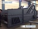 Процесс сборки грохота «NICK» для Айхальского ГОКа, АК «Алроса»