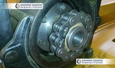 Механизм передвижения черт. № 1-116045 СБ